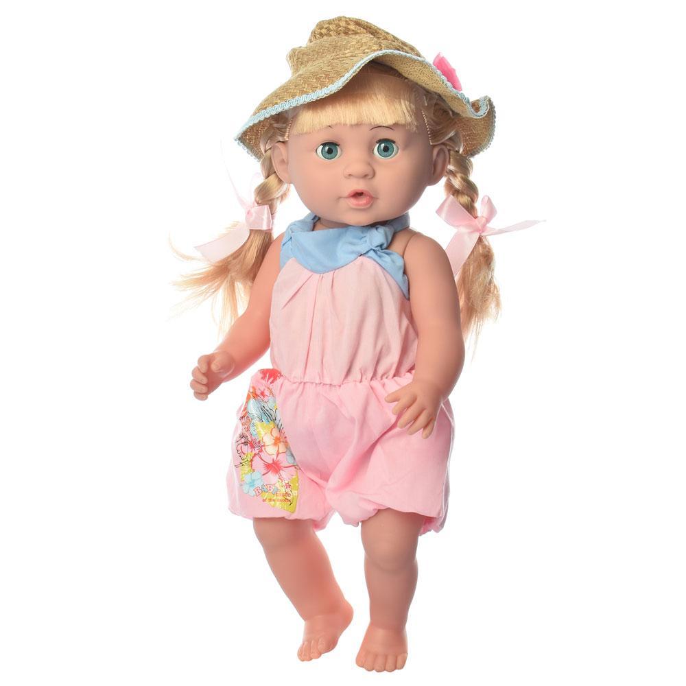 Кукла сестрёнка Валюша 318002-2-B22-C13-D8 интерактивная