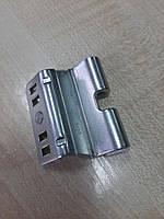 111 KM - 9/20 Кронштейн верхний 9 ( оконная петлевая группа ) для ПВХ окон - оконная/дверная фурнитура