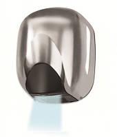 Сушилка для рук металлическая сатиновая VAMA ECOflow / ECOstream 550 Вт, фото 1