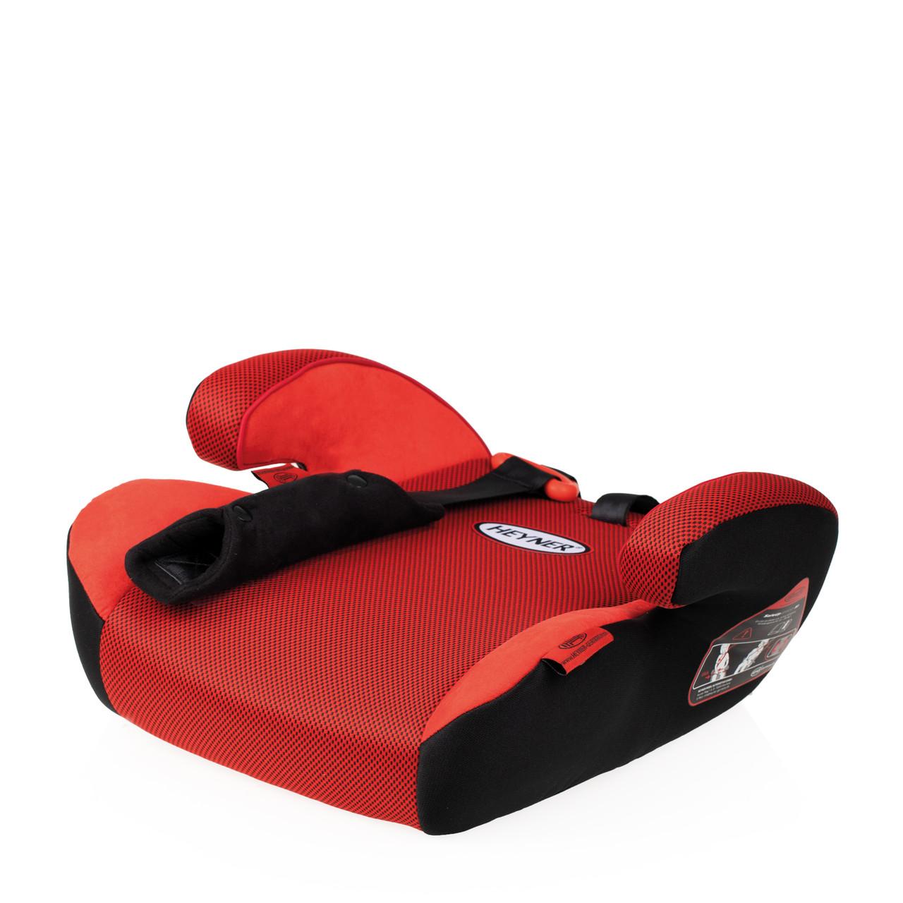 Автокресло бустер Heyner SafeUp ERGO M (II,III)  Racing Red 794 300
