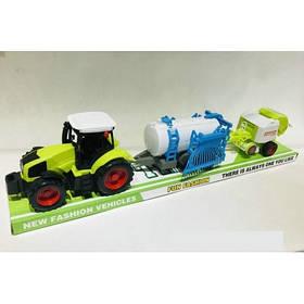 Трактор 666-157А