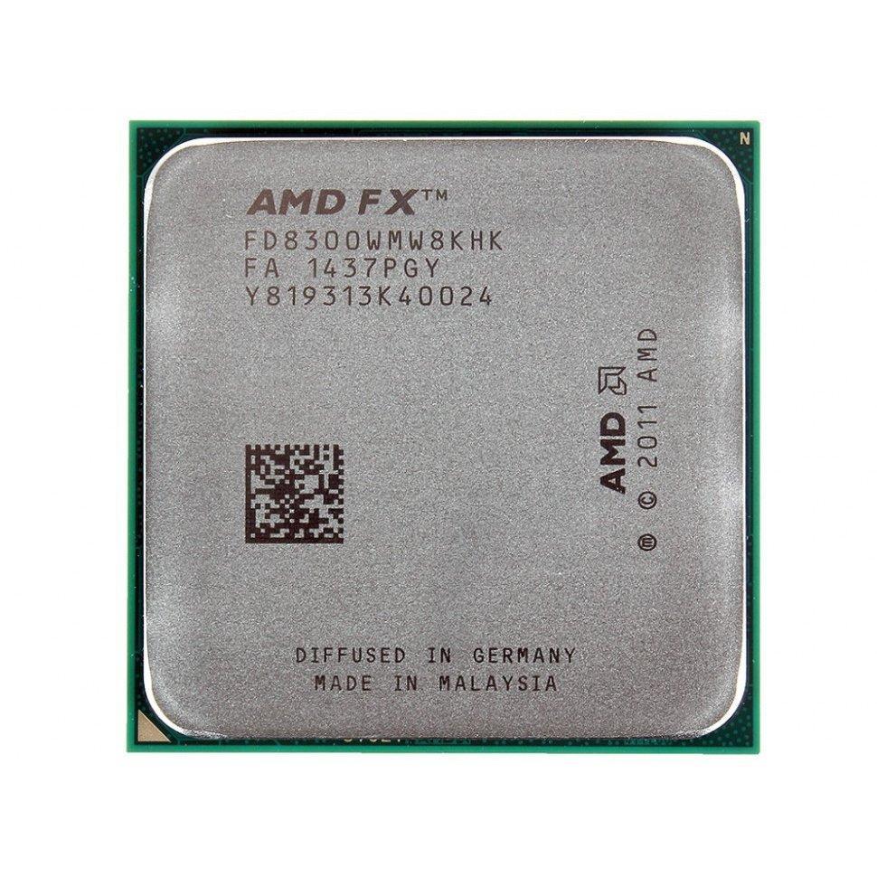 Процесор AMD FX 8300 3.3 GHz AM3+ tray