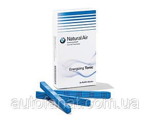Оригинальный комплект сменных картриджей освежителя воздуха BMW Energising Tonic Refill Kit (83122285675)