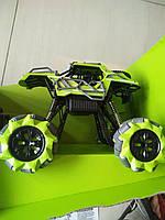 Трюковая машинка на радиоуправлении Drift Stunt Car 4WD 1:12 (зеленый)