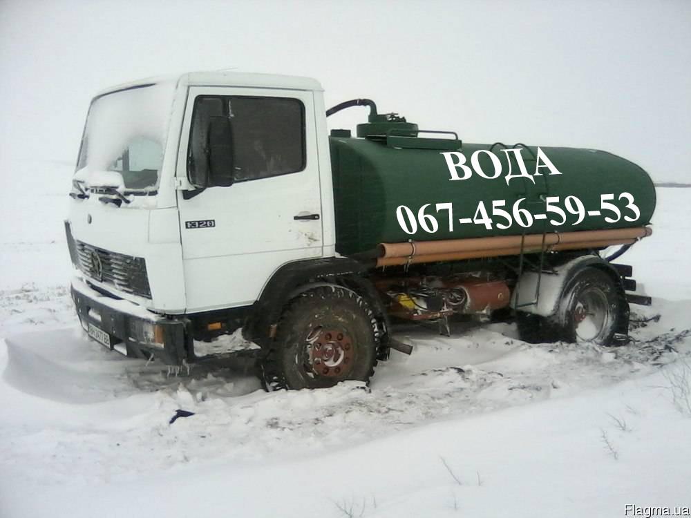 Доставка воды для колодцев Ильичевск, Одесса, Овидиополь