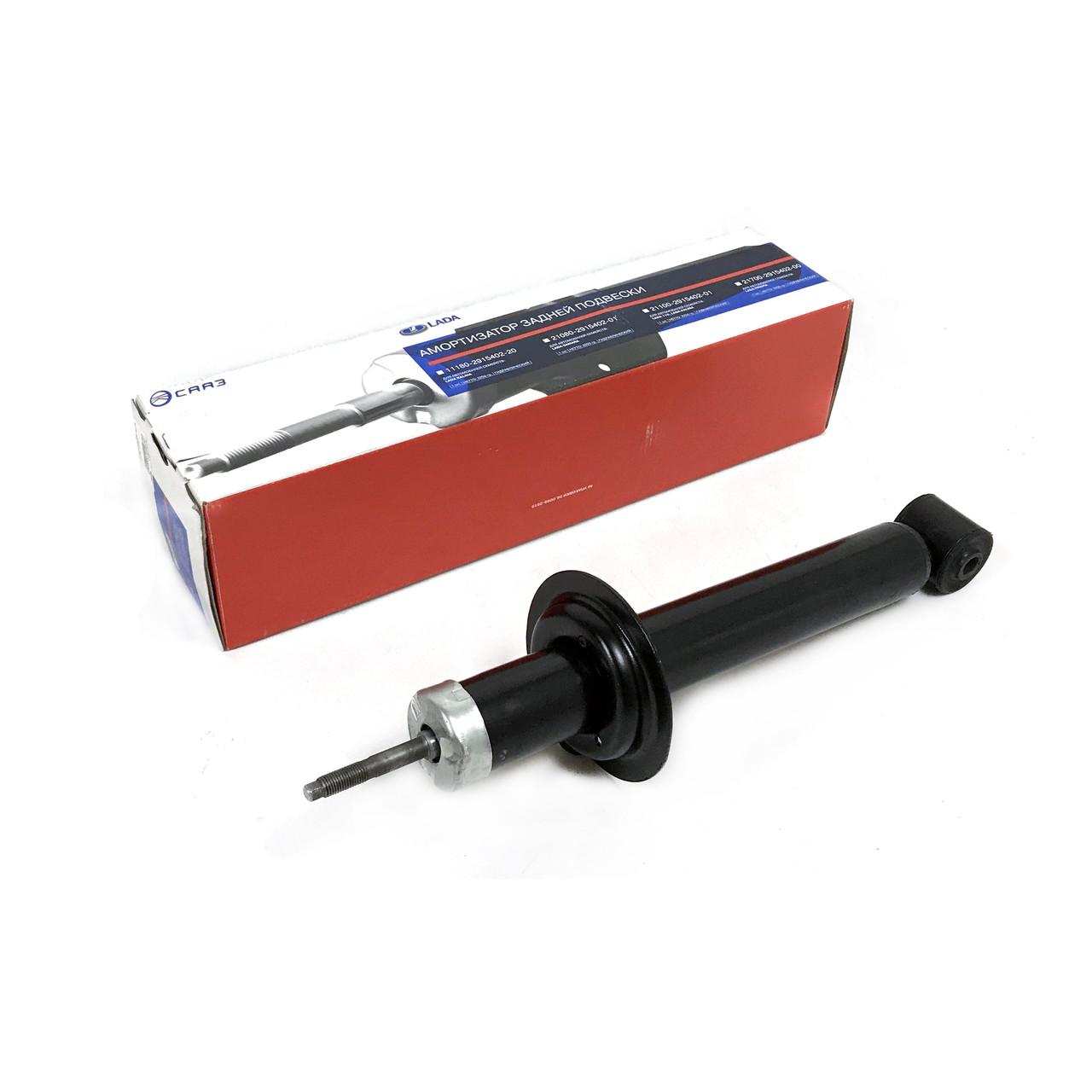 Амортизатор ВАЗ 2110-12, 1117-19 задний масл