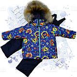 Зимний костюм для мальчика Boy (2-5 лет), фото 2