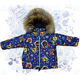 Зимний костюм для мальчика Boy (2-5 лет), фото 3