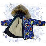 Зимний костюм для мальчика Boy (2-5 лет), фото 4