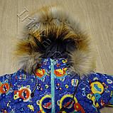 Зимний костюм для мальчика Boy (2-5 лет), фото 6