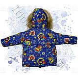 Зимний костюм для мальчика Boy (2-5 лет), фото 7