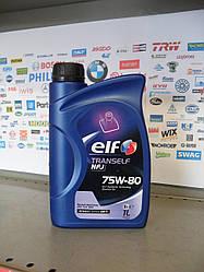 Трансмиссионное масло Elf 75w80