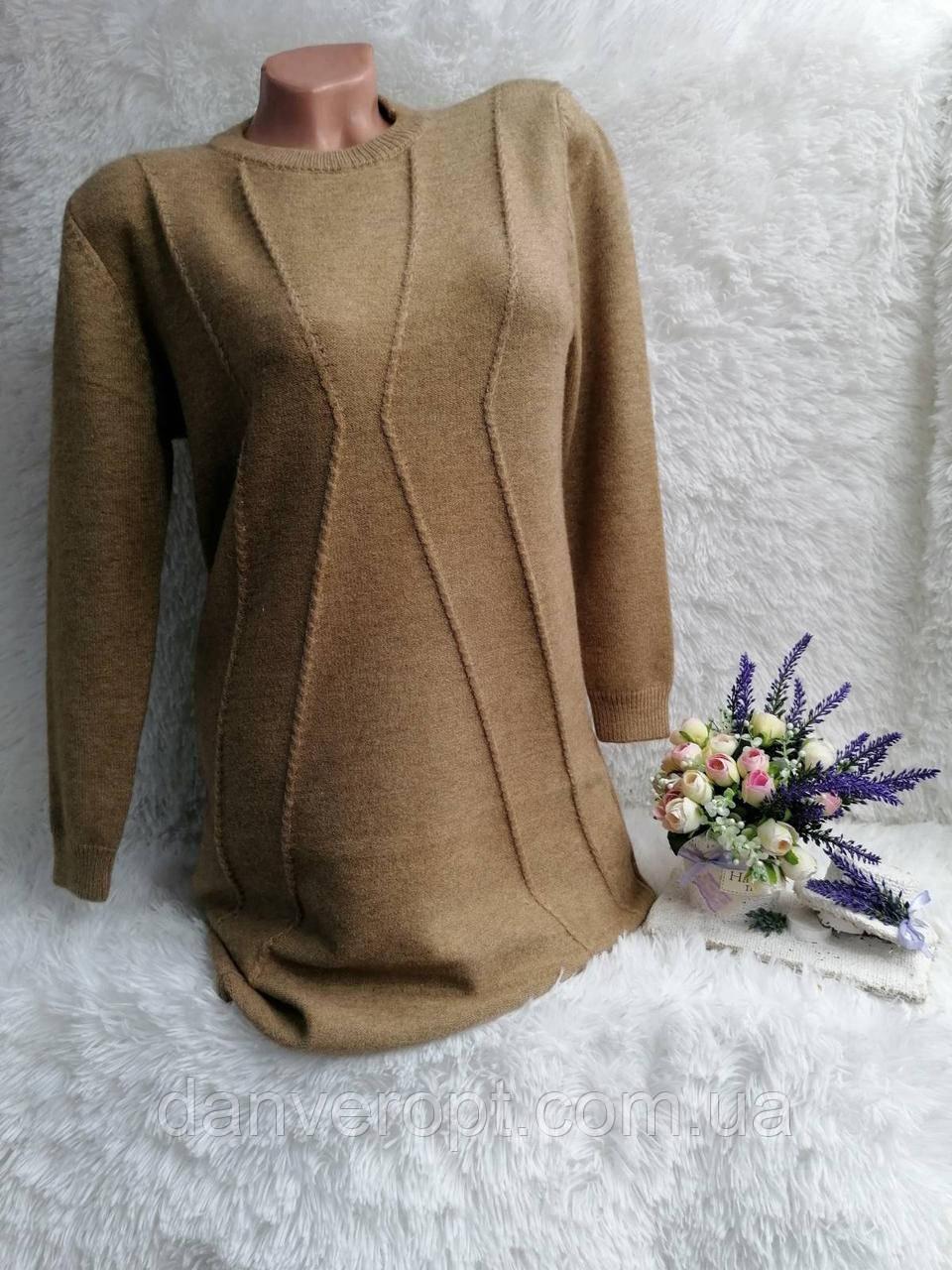 Туника женская модная стильная размер универсальный 44-48 купить оптом со склада 7км Одесса
