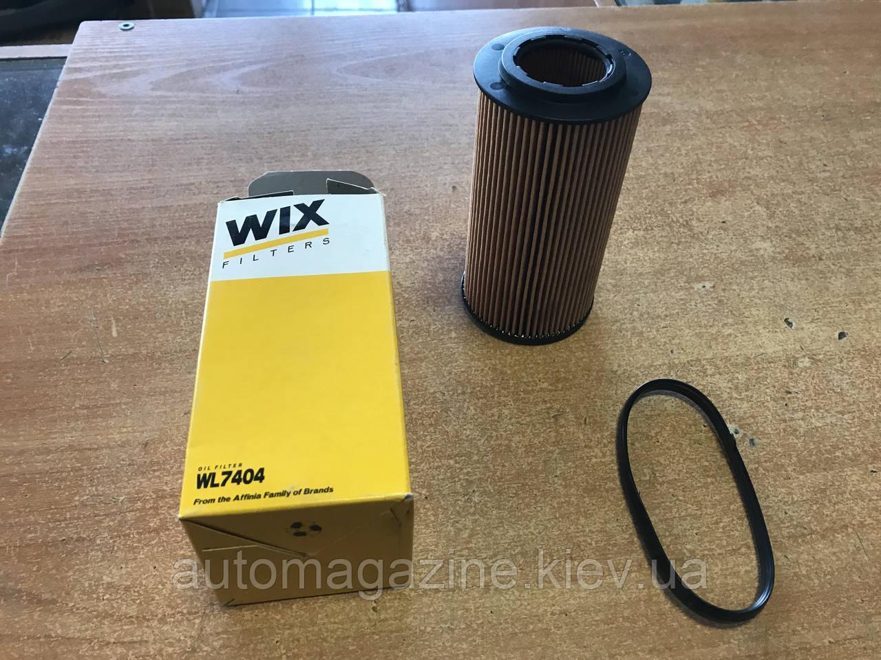 Фильтр масляный WL 7404
