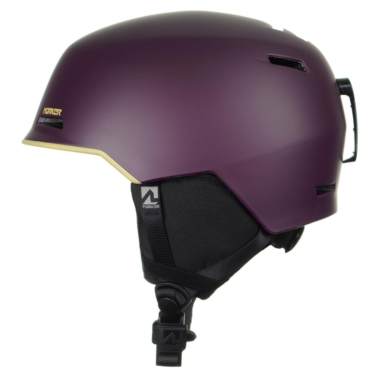 Шолом гірськолижний MARKER CLARK M Purple (168410.70M)