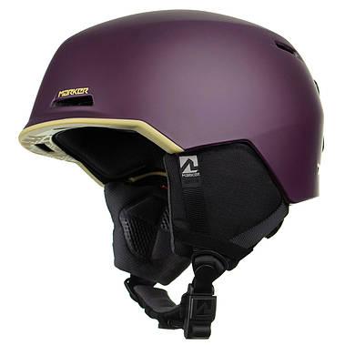 Шолом гірськолижний MARKER CLARK M Purple (168410.70M), фото 2