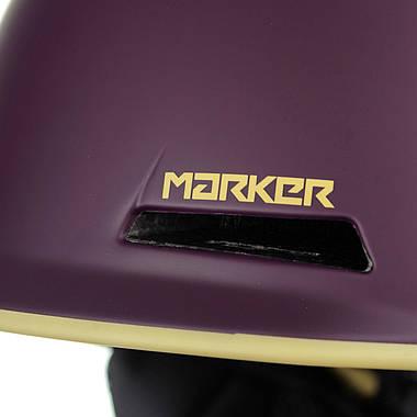Шолом гірськолижний MARKER CLARK M Purple (168410.70M), фото 3