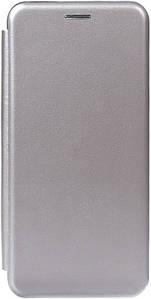 Чехол-книжка TOTO Book Rounded Leather Case Samsung Galaxy A10 Gray