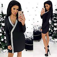 Платье женское вечернее чёрное, белое, красное, бежевое, фото 1