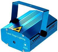 Лазерный проектор Mini Laser Stage Light 1
