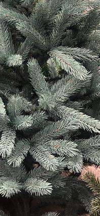 Ель Литая Буковельская 1.8 м голубая / зеленая, фото 2