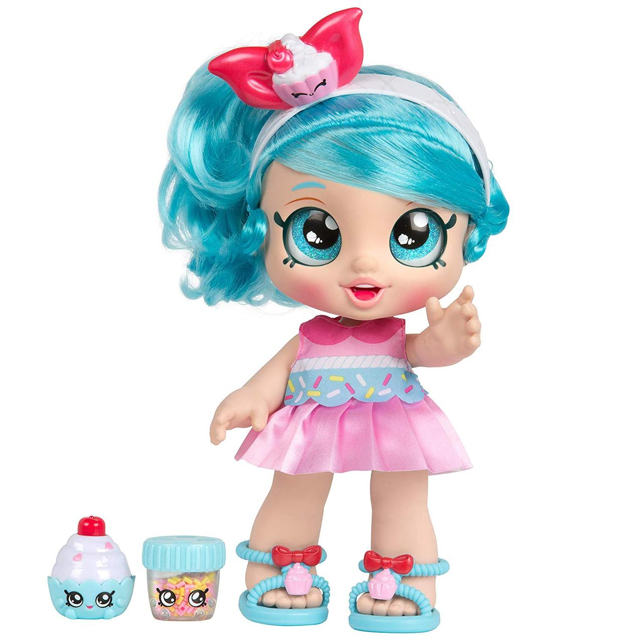 Kindi Kids Кукла пупс Джессикейк время друзей перекусить Jessicake Snack Time Friends Pre-School 26 см