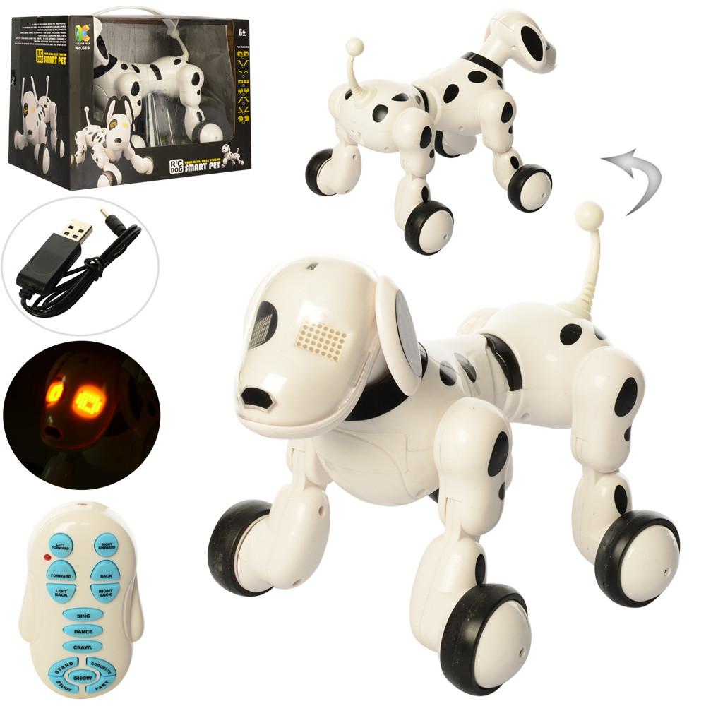 фото интерактивной игрушки собака щенок робот Smart Pet