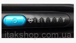 Стайлер для волос Mozer MZ 7016 2 в 1 утюжок (выпрямитель), гофре, фото 3