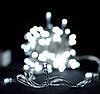 Гирлянда 100LED (ЧП) 9м Белый (RD-7128), Новогодняя бахрама, Светодиодная гирлянда, Уличная гирлянда