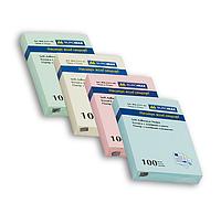 Стикеры для заметок 76 x 51 мм пастель BM.2311-99 Buromax