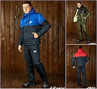 Р 46-54 Зимний мужской костюм на овчине Family Look 15004-2
