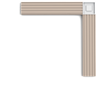 P5020B блок Orac Luxxus