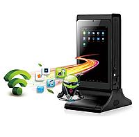 Беспроводное зарядное устройство Меню Power Bank OEM ODM для ресторанов и кафе, фото 1