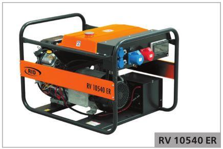 ⚡RID RV 10540 ER (8.0 кВт)