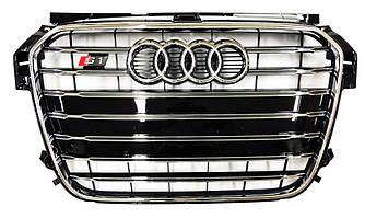 Решітка радіатора Audi A1 8X (10-14) стиль S1