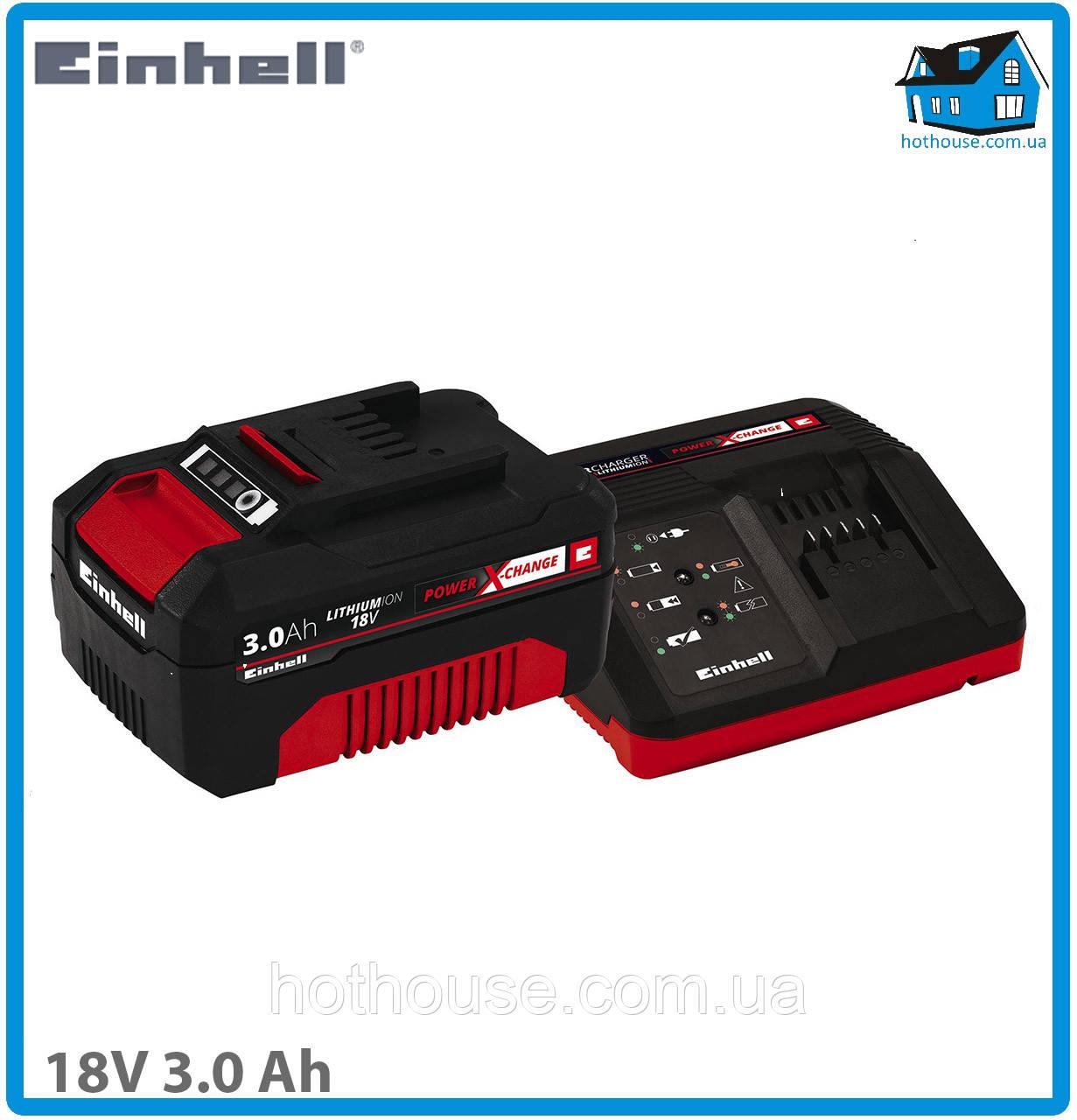 Энергоблок Einhell 18V 3.0 Ah St. Kit