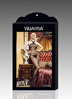 Эротическое боди (кэтсьюит) Yilianna Oks 06105 /58