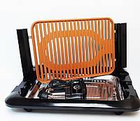 Электрический противень для гриля JE-S37 3000W (V-212), электрогриль бездымный противень + подарок
