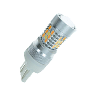 Світлодіодна лампа LED 4G28 W21/5W/7443 Для американських авто (Двоколірне)