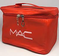 Сумка для косметики и бижутерии MAC (красный)