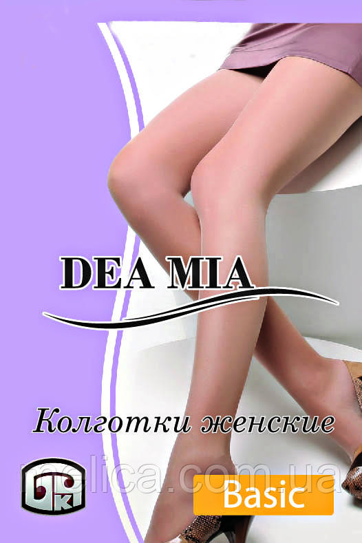 Колготки классические матовые DEA MIA BASIC