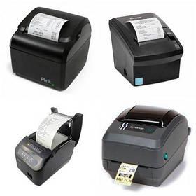 Принтеры чеков (POS принтеры)