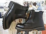 Подростковые  ботинки в стиле Timberland челси натуральная кожа оксфорд, фото 7