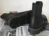 Подростковые  ботинки в стиле Timberland челси натуральная кожа оксфорд, фото 9