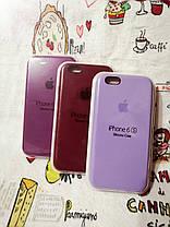Силиконовый чехол для Айфон  6 / 6S  Silicon Case Iphone 6 / 6S в защищенном боксе - Color 22, фото 2