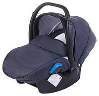 Детское автокресло Bexa Kite черный (0-13 кг)