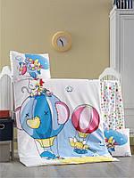 Комплект в детскую кроватку Victoria «Macera»