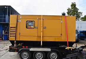 Дизель генератор Caterpillar DE220E0 (176 кВт)