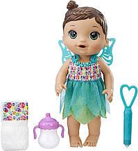Baby Alive Лялька пупс Маленька Фея брюнетка Face Paint Fairy Brunette