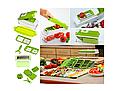 Овощерезка Nicer Dicer Plus Найсер Дайсер шинковка тёрка измельчитель, Мультислайсер для овощей и фруктов, фото 6
